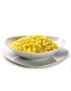Salsa base  per risotto alla milanese per carnaroli (Conf. 6 Porzioni)