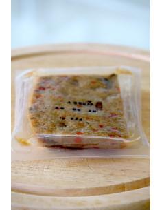 Quinoa con verdure all'agro